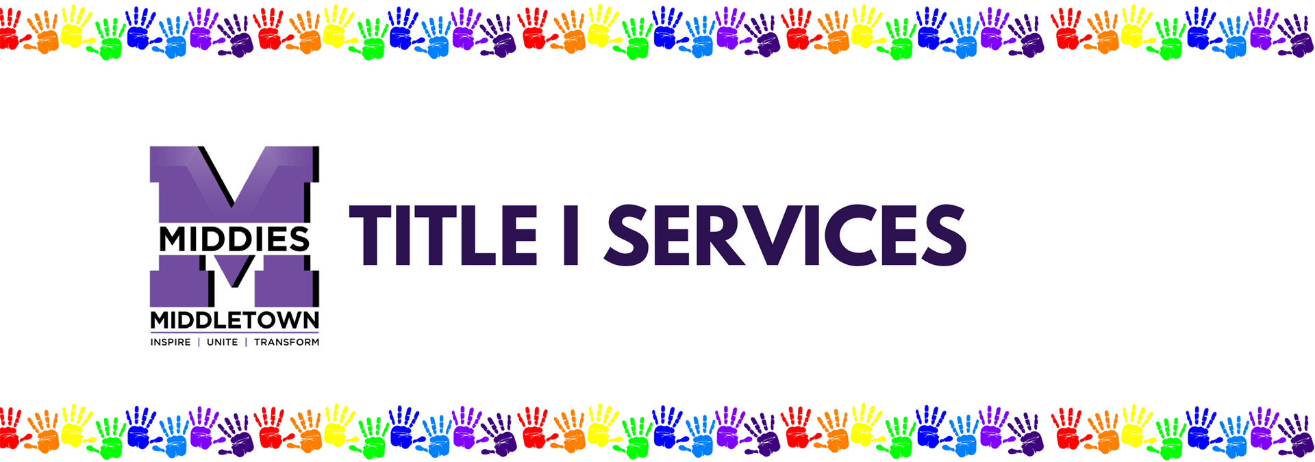 Title I Services Graphic