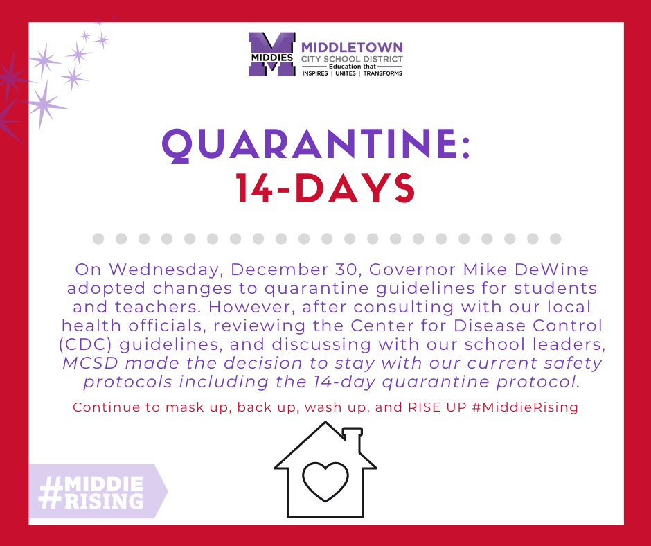 14-Day Quarantine