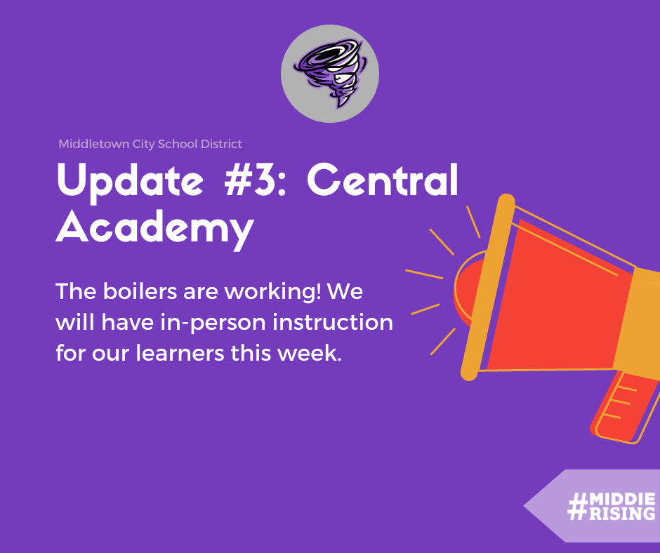 Update #3 Central Academy