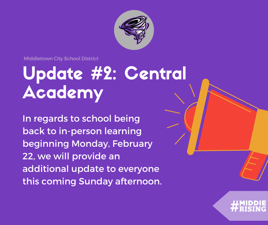 Central Academy Update #2