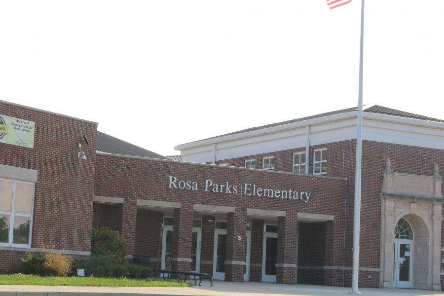 Rosa Parks Elementary building