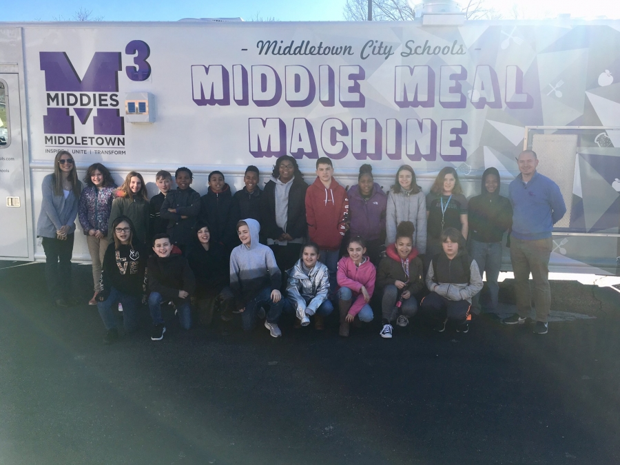 Middie Meal Machine