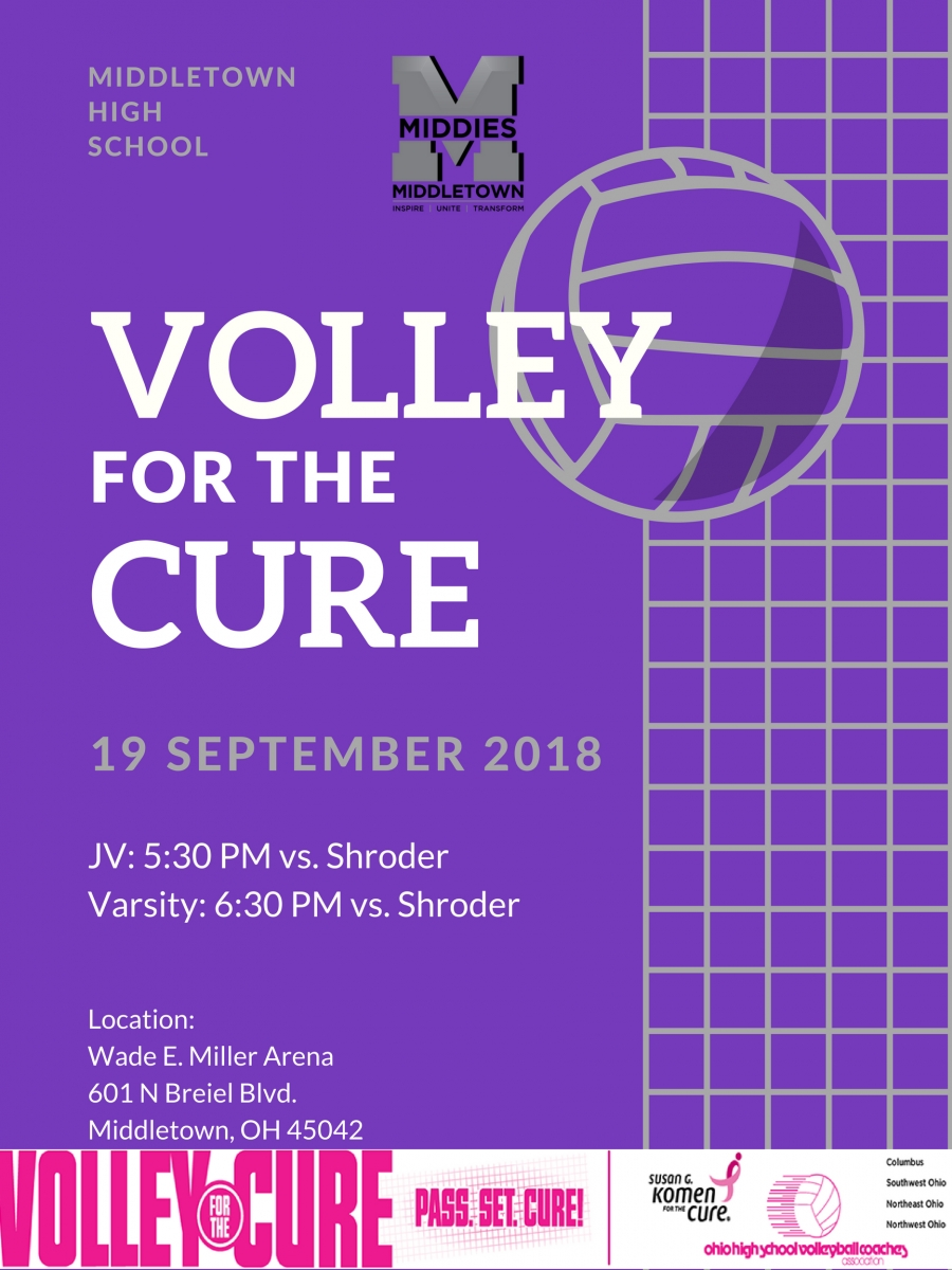 Volley for the Cure